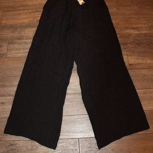 Max Studio Pants - NWT Max Studio Classic 70's Wide Leg Jumpsuit
